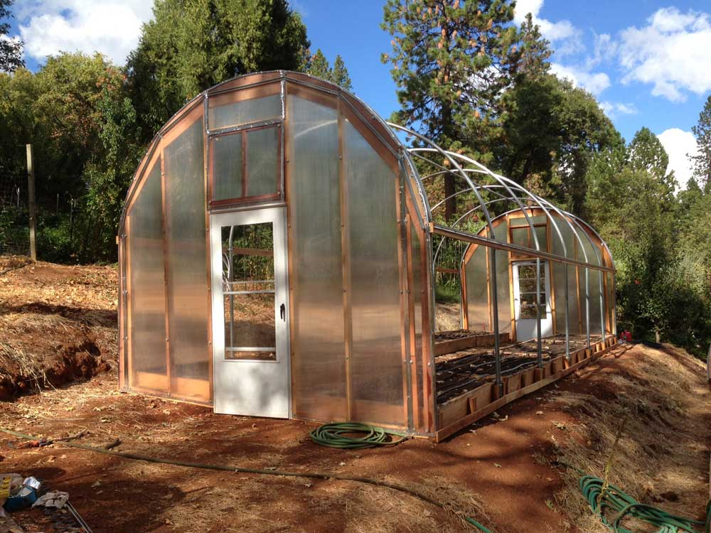 Hightunnel Greenhouse Kits